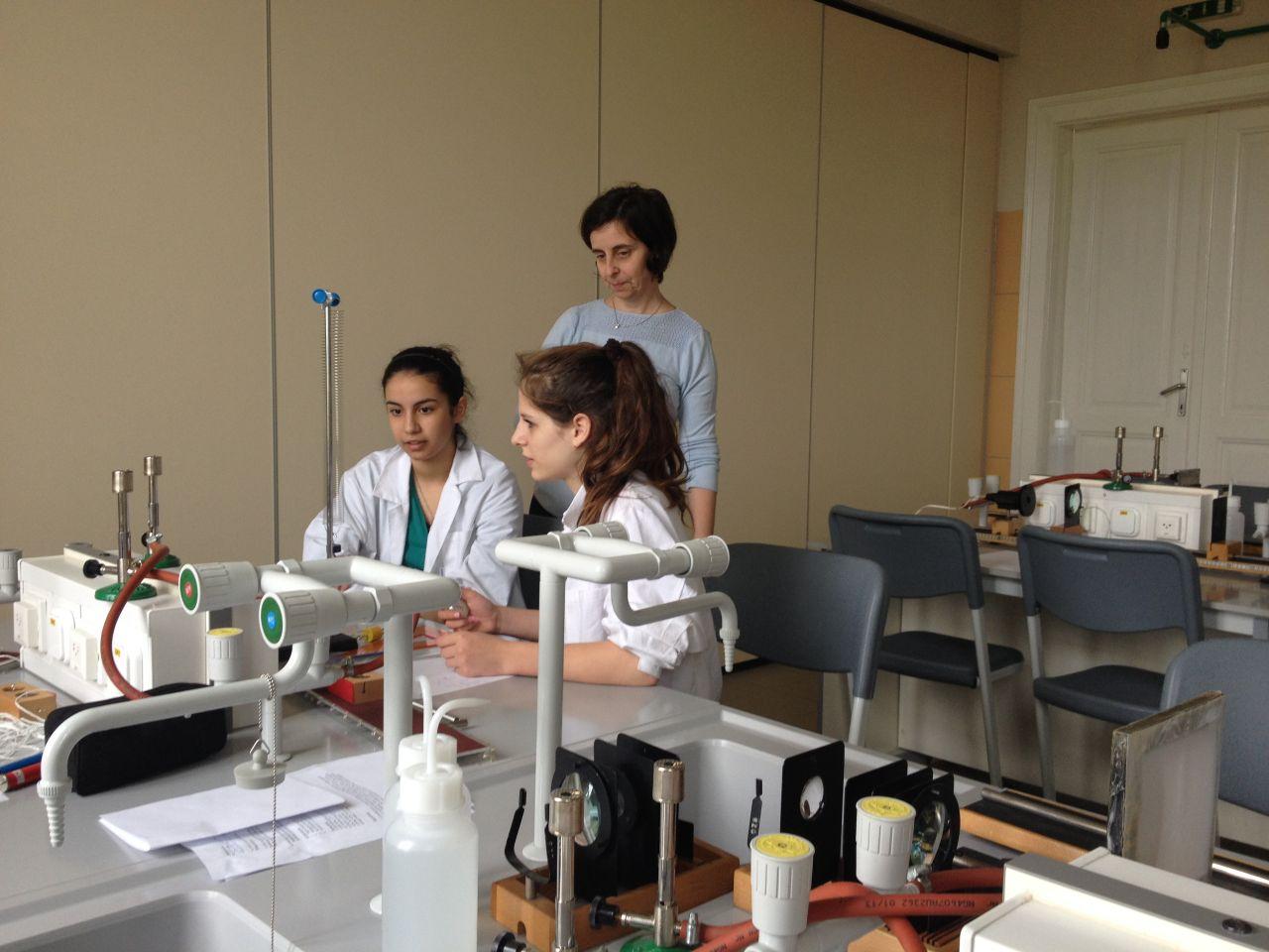 Természettudományi laborgyakorlat (Kép 1.)
